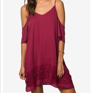 O'Neill Off the Shoulder Balboa Dress